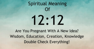 12:12 – Is it Happening to You?